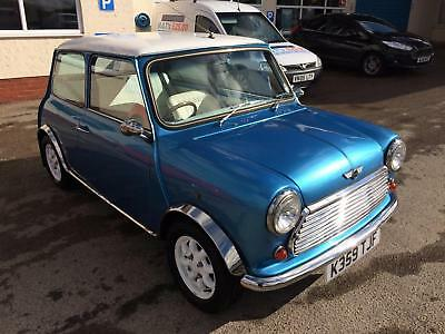 1992 Rover Mini Sprite 1275 Automatic, Carb Model, Lovely Colour Combination