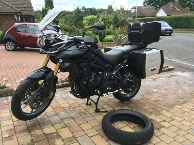 Triumph Tiger 800 ABS, 2013, immaculate, 2 owners from new