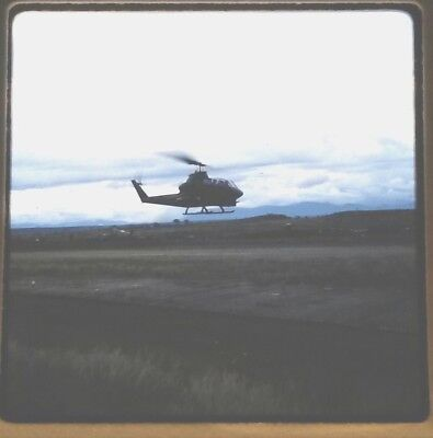 Vietnam Slide- 2 Tour Army GI with 18TH ENGINEER BRIGADE collection 1966-70 #57