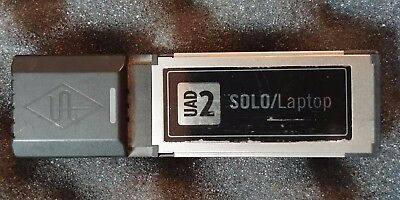 Universal Audio UAD 2 Laptop Solo 34 Express Card + 7 Plug-Ins