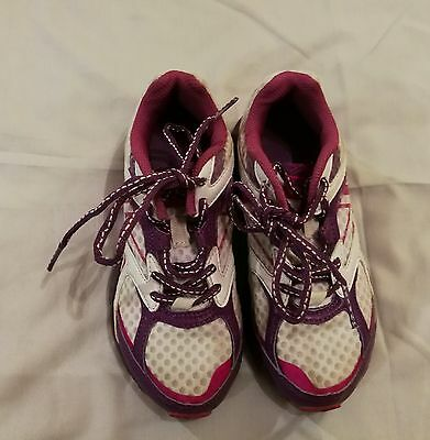 Pre Owned Girls Karrimor Trainers size 13