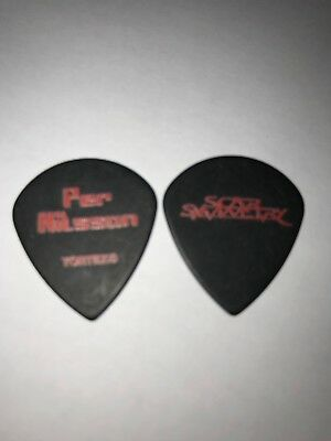 Per Nilsson Scar Symmetry Guitar Pick