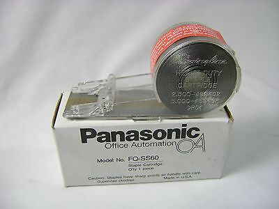 Genuine Panasonic Fq-Ss60 Staple Cartridge (New)