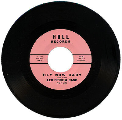 """Leo Price & Band  """"hey Now Baby""""   Monster Classic R&b"""