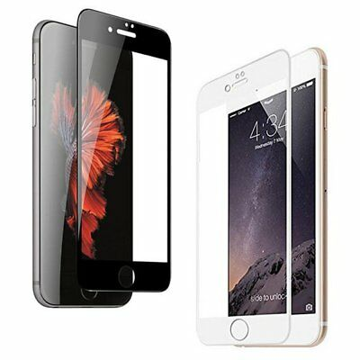 3D 4D 5D Full Curved Cover 9H Tempered Glass Screen Protector for iPhone 7/Plus