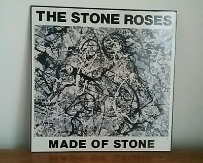 Stone Roses Made of Stone 12""