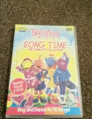 tweenies dvd song time the complete collection