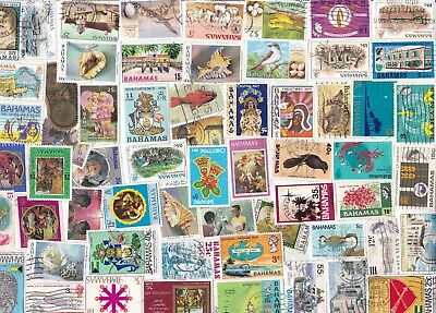 Stamps From The Bahamas