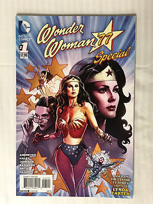 Wonder Woman '77 Special #1 - 1:25 Variant! VF/NM - Phil Jimenez Cover!