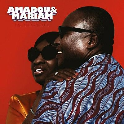 Amadou & Mariam La Confusion New Sealed Vinyl Lp & Cd In Stock