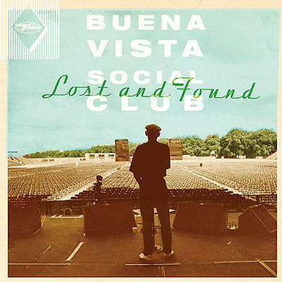 Buena Vista Social Club Lost & Found New Sealed 180G Lp & Mp3 In Stock