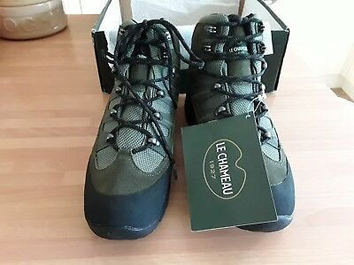 Brand new in box Le Chameau walking boots size 7.5