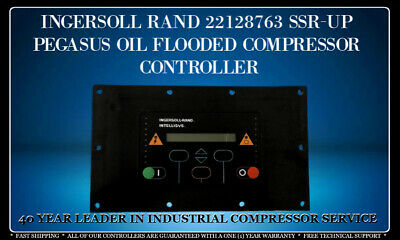 22128763 Ingersoll Rand Ssr-Up Pegasus Oil Flooded Controller With Warranty