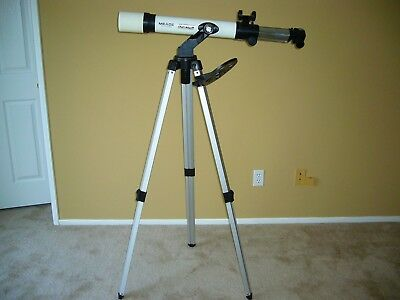 Meade DS-70 Telescope w/ tripod (for parts)