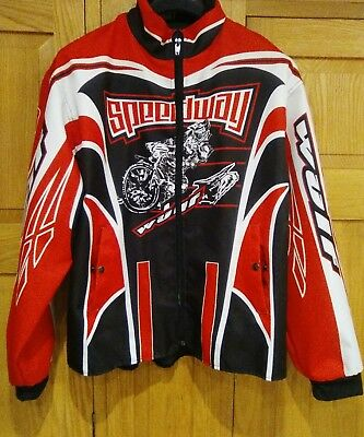 Wulfsport Speedway Supporters Jacket. Size L.