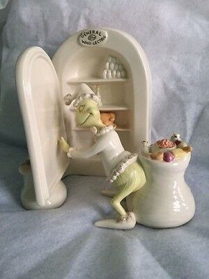 Lenox  How The Grinch Stole Christmas 3 DIFFERENT ITEMS  ONE PRICE!