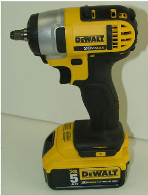 "Brand New DeWalt  DCF883 20V Max 3/8"" Cordless Impact Wrench"