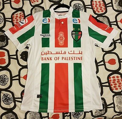 2015/16 Palestino Home Shirt Medium M Chile