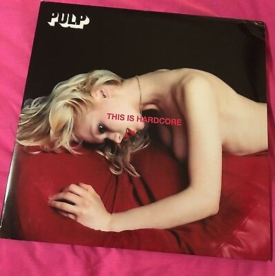 Pulp: This is Hardcore: UK 1st Pressing. 1998 Gatefold LP