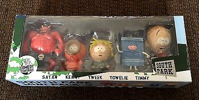 South Park Mini Pack 2 Collectible Figurines