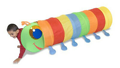 Crawl Through Tunnel Kids Children Fun Play Motor Skills Indoor Outdoor Foldable