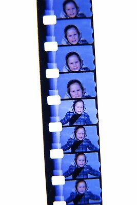 "Disneyland 1968 8Mm Color Film Home Movie Kids Winter Playing 7"" 400"""