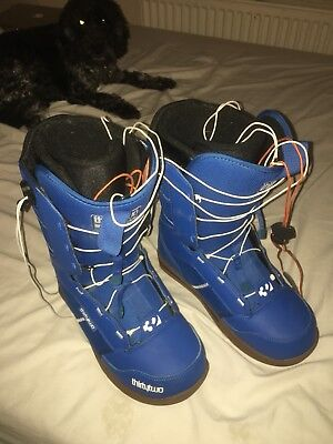 ThirtyTwo Snowboard Boots 86 FT Size 8.5 UK - Used once