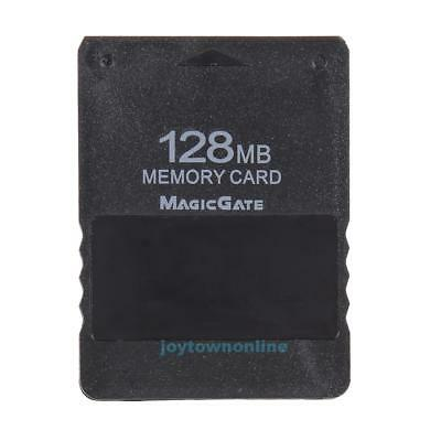 128MB Memory Card Save Game Data Stick for Sony Playstation 2 PS2 10000 30000