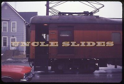 Original Trolley Slide Chicago South Shore & South Bend CSS 110 1974 Train RR