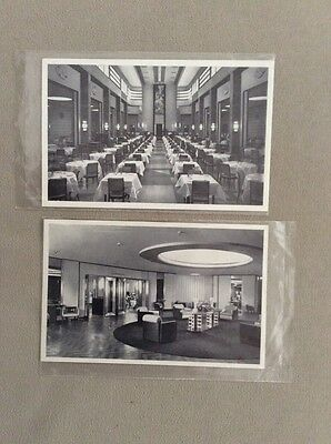 Eaton's, T. Eaton Co. Ltd - Le 9 Restaurant Postcards - Eaton Montreal
