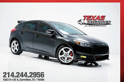 2016 Ford Focus ST With Upgrades 2016 Ford Focus Black ST With Upgrades! ST1