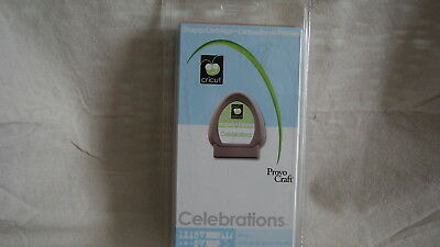 Cricut Cartridge - CELEBRATIONS - Complete - BRAND NEW!  Never Opened