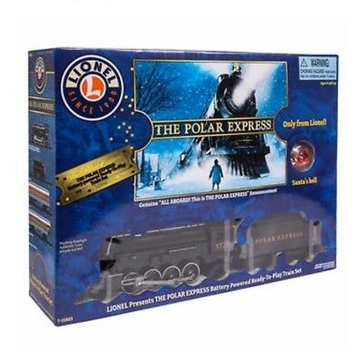 Lionel Large Scale Polar Express Ready-To-Play Train Set 7-11803 SHIP FROM STORE