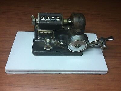 Neumade Model HM5S 8mm 16mm Measuring Machine for Sound Film