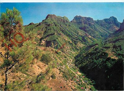 Picture Postcard; Madeira, Inland Mountains