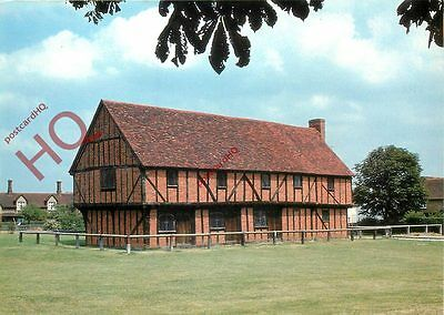 Picture Postcard; Moot Hall Elstow