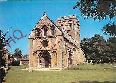 Picture Postcard; Oxford, Iffley Church