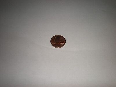 1 pence coin lucky penny 1p auction free no reserve no 10