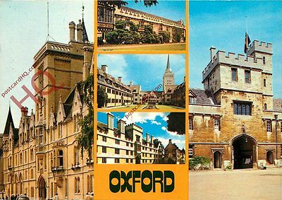 Picture Postcard:;Oxford (Multiview)