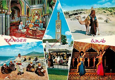 Picture Postcard:;Tanger, Tangier (Multiview)