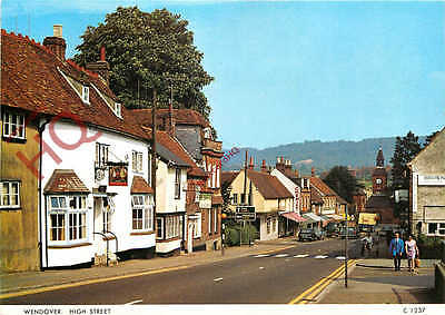 Picture Postcard:;Wendover, High Street