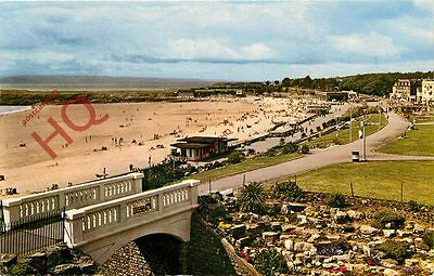 Picture Postcard-:Barry Island, The Promenade