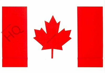 Picture Postcard-:Canada, Flag