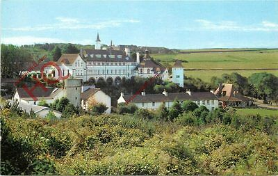 Picture Postcard~ Caldey Island, The Abbey