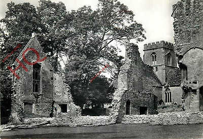 Picture Postcard~ Minster Lovell Hall