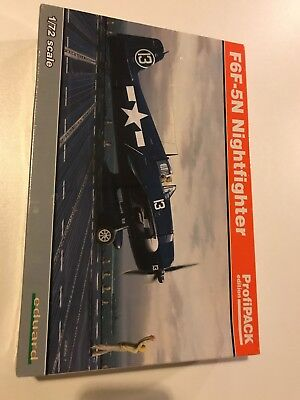 F6F-5N Nightfighter 1/72 Scale Model Propack Edition