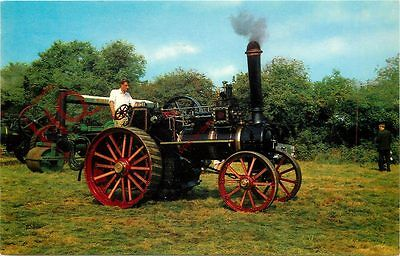 Picture Postcard::MCLAREN TRACTION ENGINE