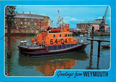 Picture Postcard, The Weymouth Lifeboat