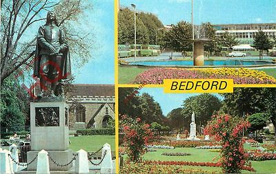 Picture Postcard::Bedford (Multiview)