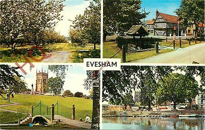 Picture Postcard, Evesham (Multiview)